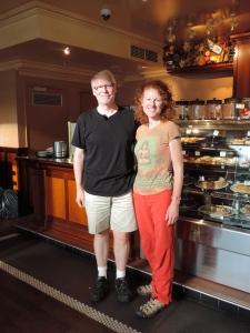 Tea at Dome Westralia